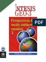 GEO3-Perspectivas de Medio Ambiente Mundial