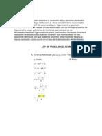 Colaborativo Algebra 2