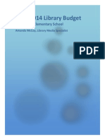 a  mccoy - budget