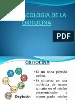 Farmacologia de La Oxitocina