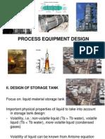 Design of Storage Tank