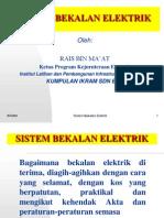 Sistem Bekalan Elektrik _2 Jam