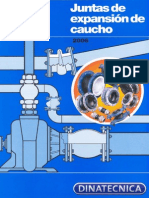 Catalogo Junta de Expansion de Caucho