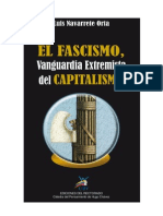 EL Fascismo Vanguardia Extemista Del Capitalismo