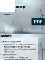 graphical Linkage Synthesis