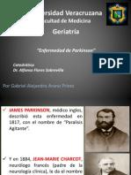 Parkinson - Gabriel Alejandro Arano Prieto