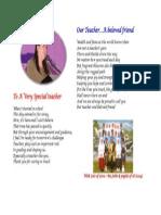 Poem for Teacher