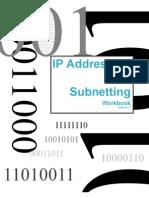 Vlsm Workbook Instructors Edition V2 0 Pdf Ip Address