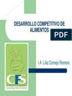 Desarrollo Competitivo de Alimentos (1)