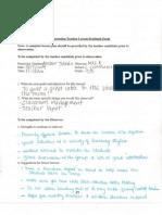 science imb feedback form
