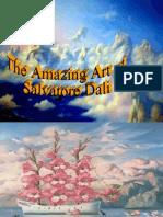 Salvador Dali (a su estilo, vamos)