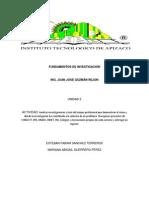 Investigaciones de Univercidades