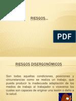 RIESGOS RELACIONADOS CON LA SEGURIDAD Y METEOROLÓGICOS972003