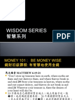 MONEY 101 (Breing Money Wise) Oct 25 2009 Translated
