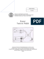 Dasar Teknik Pabx