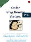 Ocular Drug Delivery System by KaRaM-C