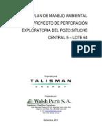 Pma Situche Central 5 - Lote 64 Completo
