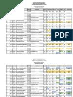 Estructura Enero-junio 2014 Ing. Electronica Alumnos