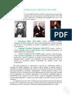 Las Presidencias Liberales (1862-1880)