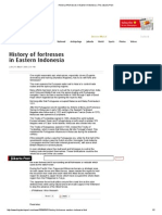History of Fortresses in Eastern Indonesia _ the Jakarta Post