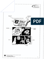 Graphic novel conventions and visual language terminology
