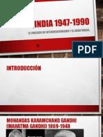 Expo La India Historia