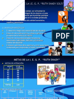 Objetivos de La Iep