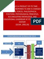 Informasi Kurikulum 2013 - Prof. Dr. H. S. Hamid Hasan MA