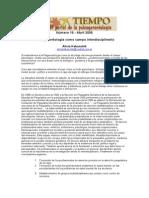 Psicogerontología como campo interdisciplinario