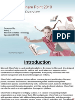 sharepoint2010_Overview