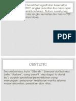 GINEKOLOGI Dan Obstetri Kel. 2 Dan 4