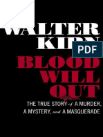Blood Will Out_ the True Story - Walter Kirn