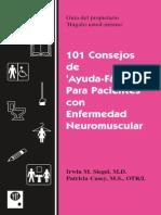 101 Consejos Para Pacientes Con Enfermedad Muscular