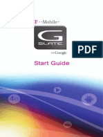 Getting Started Guide - T-Mobile G-Slate