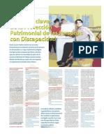 Todas las claves de la Protección Patrimonial de las Personas con Discapacidad
