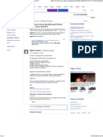 Problema Icona File Microsoft Word 2007 Sparita