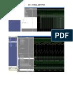 DS CDMA for multiple access collittion avoidance