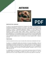 geriatria ARTROSIS