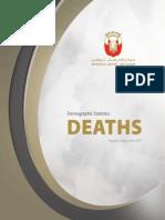 Demographic Statistics - Deaths