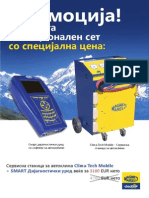 Promotion Magneti Marelli Smart + Clima Tech Mobile Flayer MK