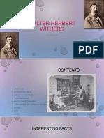 Walter Herbert Withers