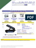Sony S650 + Tripe + Case + 2 GB + Carreg + Sedex Gratis - R$ 439 00 - ZERO