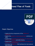Int. Flow of Fund