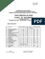 Sociologie Plan 2012 2015