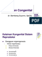 Kelainan Congenital