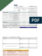 Icon Offshore Staff KPI Score form
