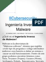 Ingeniería Inversa de Malware