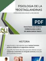 Fisiologia de La Prostaglandinas (1) Ya