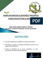 Inmunomoduladores Ya