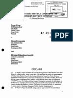 Page v. Microsoft Et. Al.